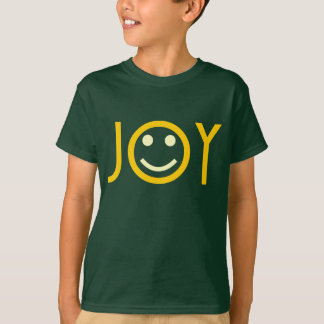 JOY Inspired SMILEY Face TEE