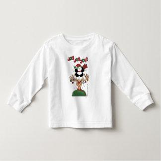 Joy, Joy, Joy to the World Toddler T-shirt