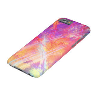 Joy - Multi Colors - Abstract And Beautiful Barely There iPhone 6 Case