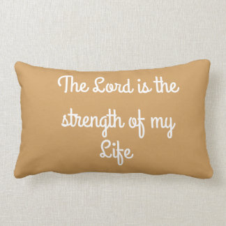 Joy nod strength of the LORD Reminder pillow
