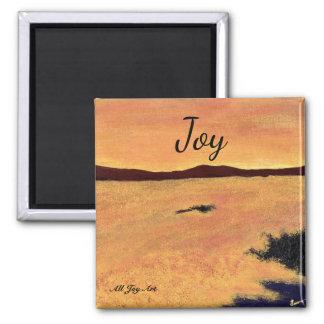 """Joy - """"Ocean Joy"""" Magnet by All Joy Art"""
