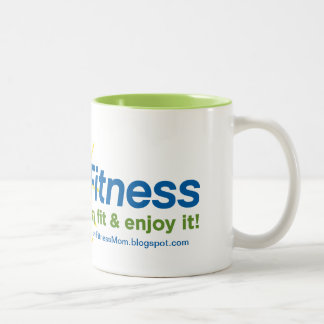 Joy of FItness Coffee Mug