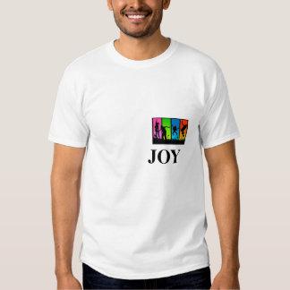 Joy of the LORD Christian Shirt Mens