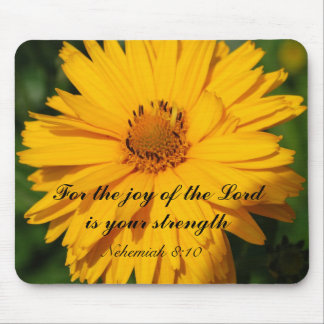 Joy of the Lord Mouse Pad