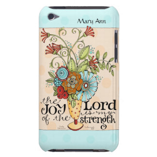 Joy of the Lord - Personalized I-Pod Case Mate