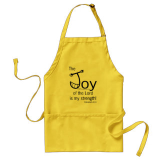JOY of the Lord Standard Apron