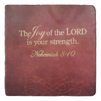 Joy of The Lord Trivet