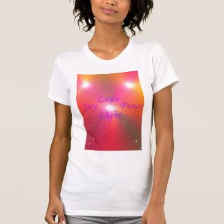 Joy, Peace, Love and Light T-Shirt