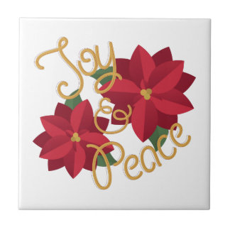 Joy & Peace Tile