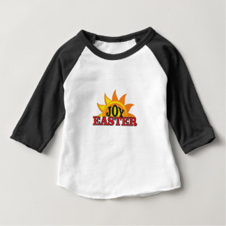 joy red easter baby T-Shirt