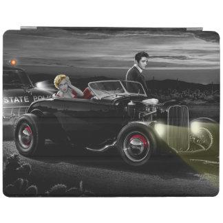 Joy Ride B&W iPad Cover