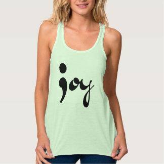 Joy Semicolon Tank