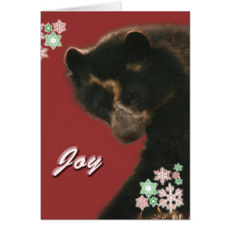 Joy to All from Bubu Card