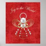 Joy to the World - Angel of Joy Poster