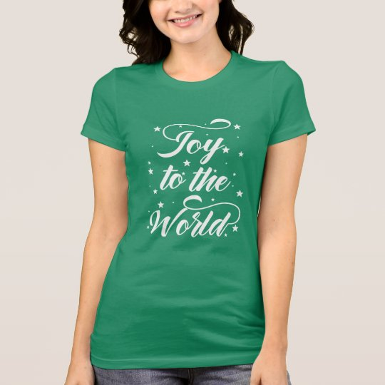 joy to the world Christmas T-Shirt