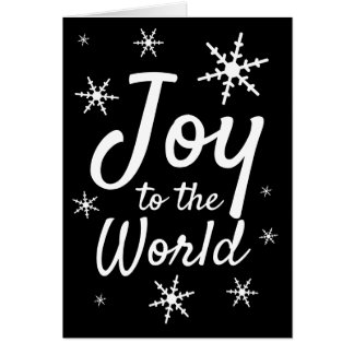 Joy To The World Funny Trump Mugshot Card