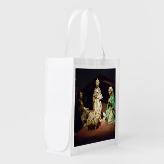 Joy To The World Reusable Grocery Bag