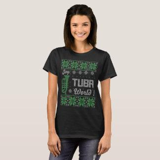 Joy tuba world T-Shirt