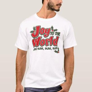 Joy World Blah Blah unisex t-shirt  (light)