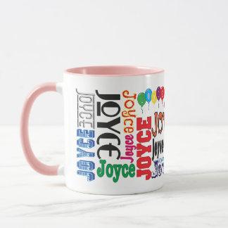 Joyce Coffee Mug