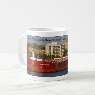 Joyce L. VanEnkvort & Great Lakes  Trader mug