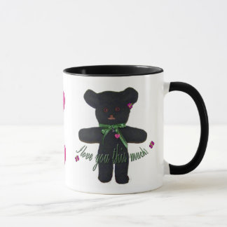 Joyce's Teddy Bearette Mug