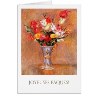 Joyeuses Pâques. Fine Art Easter Cards in French