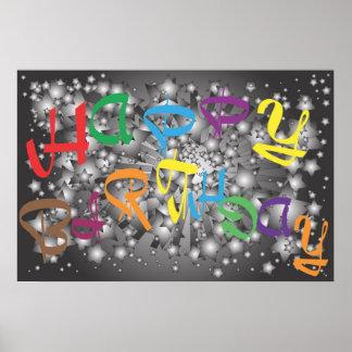 Joyeux anniversaire posters