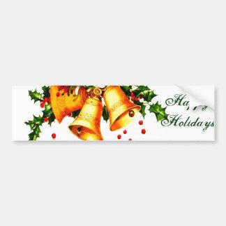 Joyeux Christmas_ Autocollant De Voiture