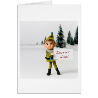 Joyeux Noel 6695 Cards