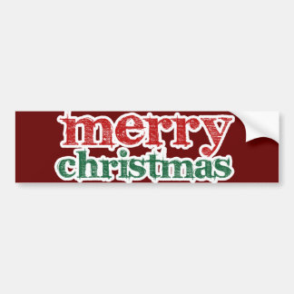 Joyeux Noël Adhésifs Pour Voiture