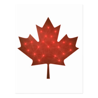 Joyeux Noël, Canada Carte Postale