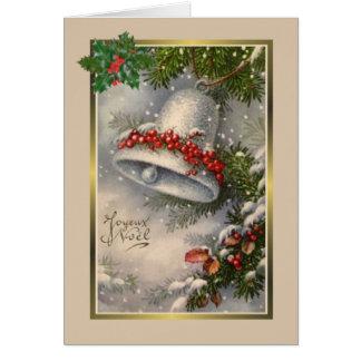 Joyeux Noel Card