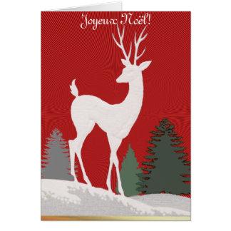 Joyeux Noël! Card
