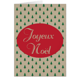 Vintage French Christmas Cards, Vintage French Christmas Greeting ...