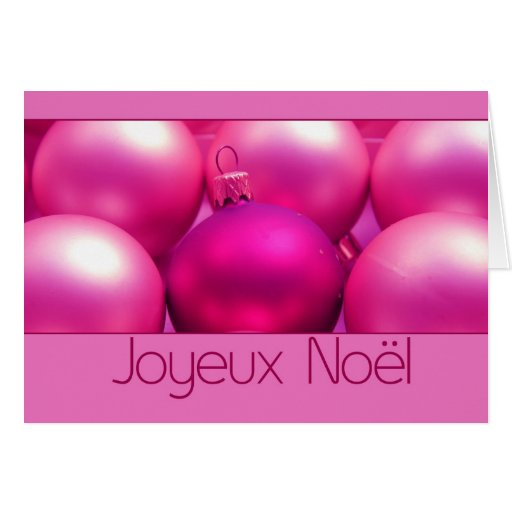 Joyeux Noël - French Christmas - Carte de Noël Cards