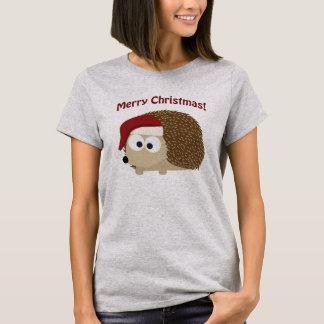Joyeux Noël ! Hérisson T-shirt