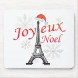 Joyeux Noel Mouse Pads