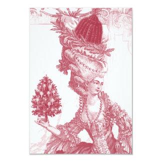 Joyeux Noel rsvp Card
