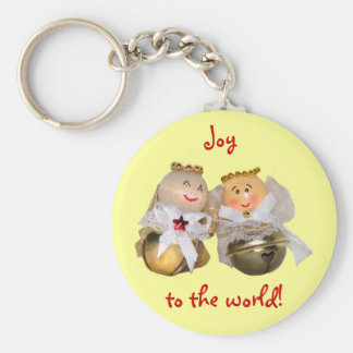 Joyful Angels Keychain