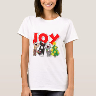 Joyful Cats T-Shirt