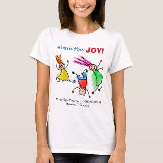 Joyful Children Advertisement T-Shirt