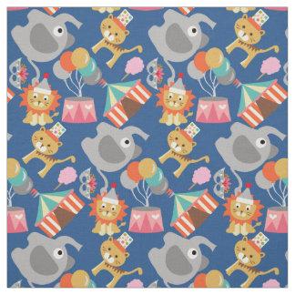Joyful Circus Fabric