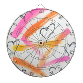 Joyful Heart Dartboard