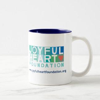 Joyful Heart Foundation Mug