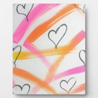 Joyful Heart Plaque