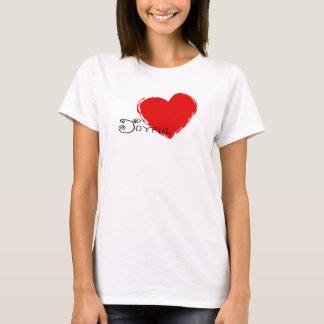 Joyful Heart T T-Shirt