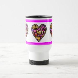 JOYFUL HEART travel mug