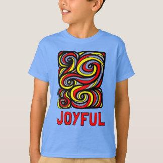 """""""Joyful"""" Kids' Hanes TAGLESS® T-Shirt"""