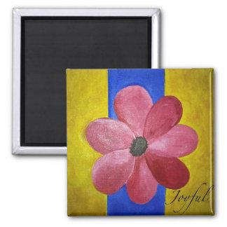 Joyful Magnet Flower